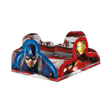 Porta-Forminha-Avengers-2-C50-Unidades