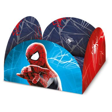 Porta-Forminha-Amazing-Spider-man-2-C-50-Unidades-