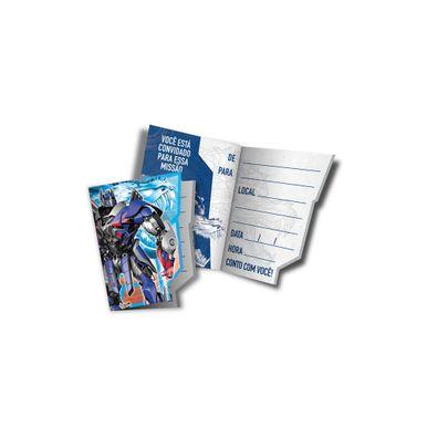 Convite-Pequeno-Transformers-C-8-Unidades