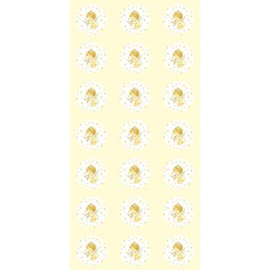 Adesivo-Duster-Redondo-25x25-Batismo-Branco-C-42-Pecas