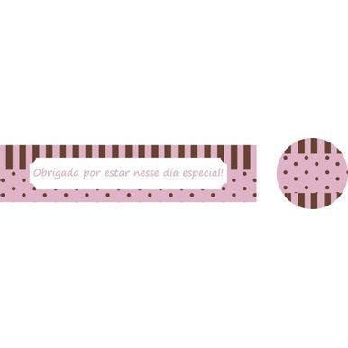 Etiqueta-adesiva-lembranca-9x2-poa-marrom-e-rosa