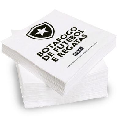 b81ac4b4d9 Guardanapo Botafogo 24cm X 23cm C 16 Unidades