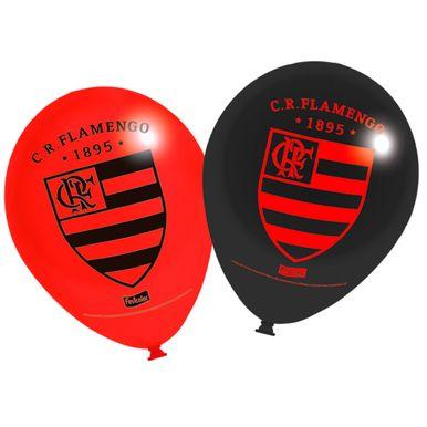 c8b7901262 Balão Festcolor Nº9 Flamengo C 25 Unidades