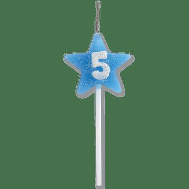 vela-star-citrus-numeral-5-fescolor-azul
