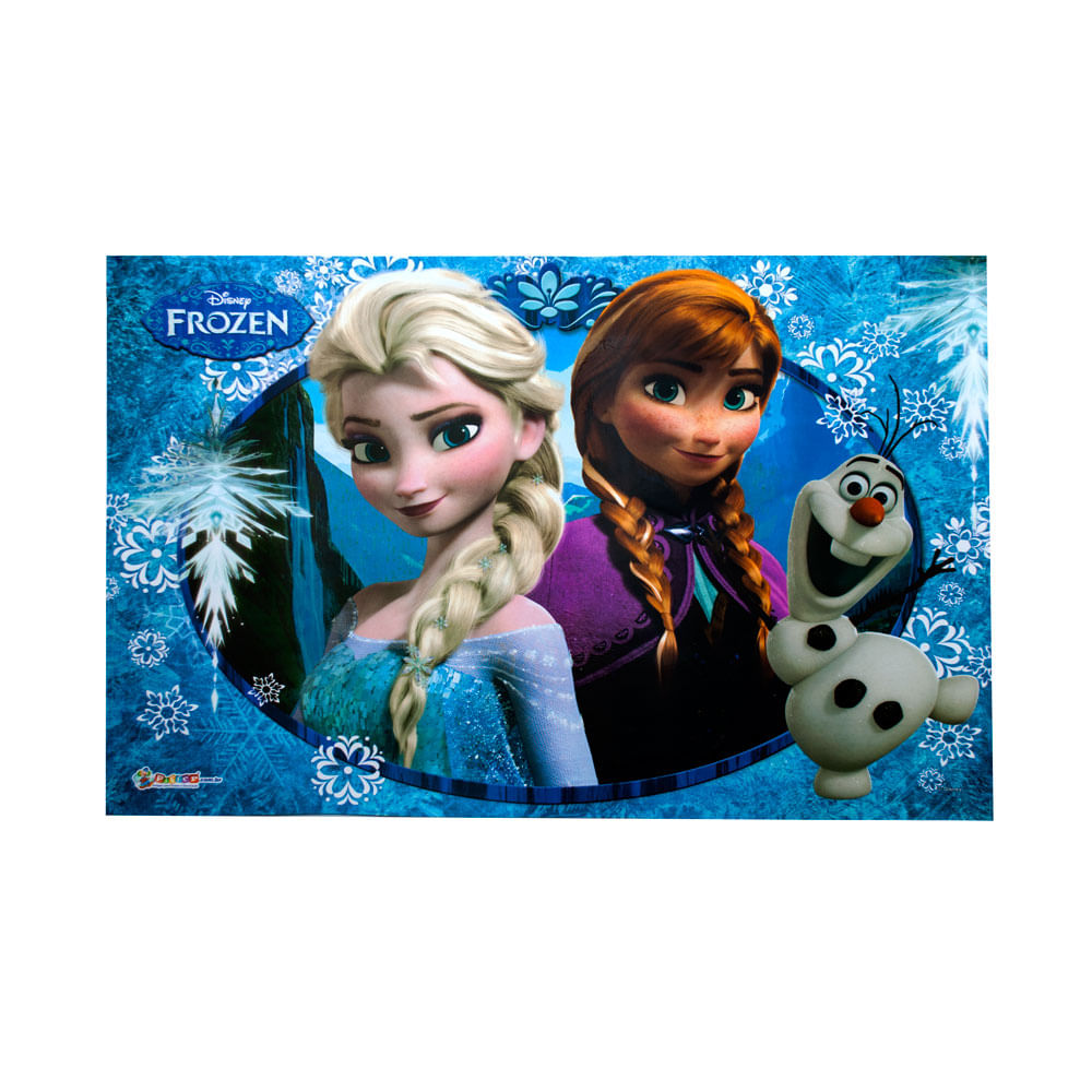 Cenario Eva Frozen Central 25