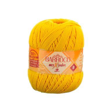 Barbante Barroco Maxcolor Nº 8 - 400g - C/338 Metros
