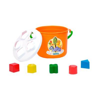 brinquedo-educativo-balde-didatico-calesita-laranja