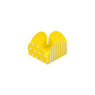 forminha-4-petalas-com-50-unid-poa-listras-amarelo-e-branco