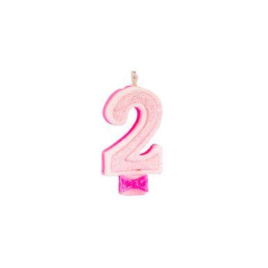 vela-super-rosa-numero-2