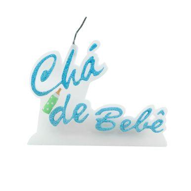 vela-cha-de-bebe-glitter-azul