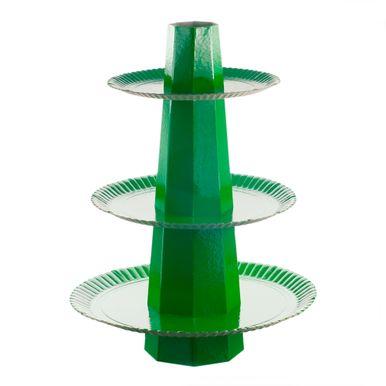 baleiro-tres-andares-verde-escuro