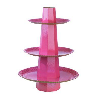 baleiro-tres-andares-rosa