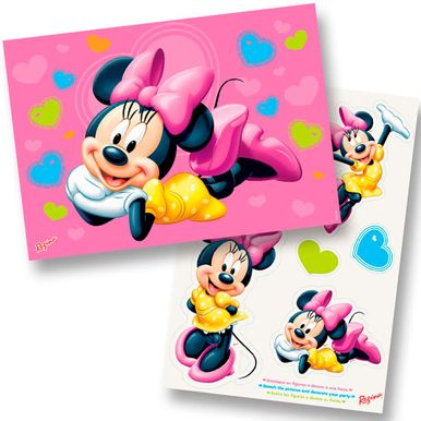 kit-decorativo-minnie-coracao