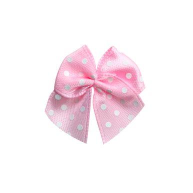 mini-laco-de-cetim-rosa-poa-branco-grande