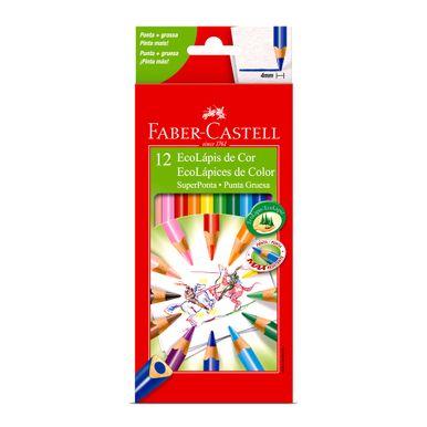 lapis-de-cor-faber-castell-ecolapis-superponta-c-12-unidades
