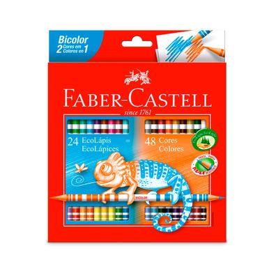 lapis-de-cor-faber-castell-ecolapis-bicolor-c24-unidades