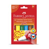 canetinha-ponta-grossa-jumbo-faber-castell-c06-unidades