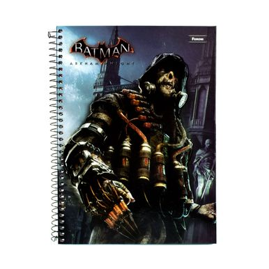 Batman-Arkam-KNight-96-folhas-Caveira