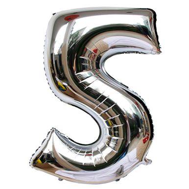 numero-5-prata-br-festas