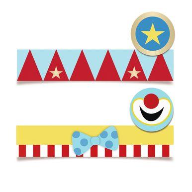 Circus_Adesivo_Retangular