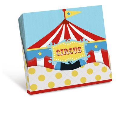 Circus_Guardanapo_25x25cm
