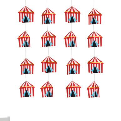 Circus_Cortina_Decorativa_3D