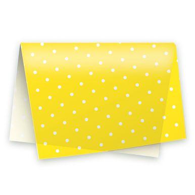 Papel_Seda_Poa_amarelo_com_Branco