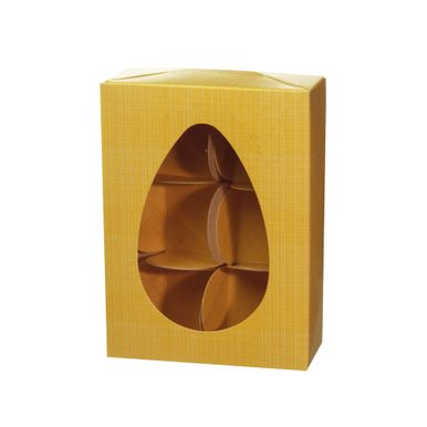 Caixa-Ovo-Com-Visor-P6-Bombons-Amarelo