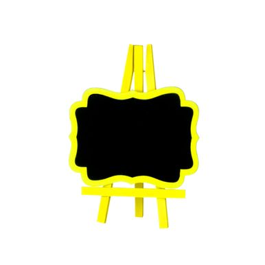 Lousa-C-cavalete-15x20cm-Nuvem-Amarelo-C01-Unidade