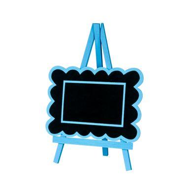 Lousa-C-cavalete-20x28cm-Nuvem-C-quadro-Azul-C-01-Unidade