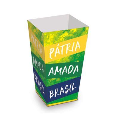 Caixa-Pipoca-Cromus-Vai-Brasil-C10-Unidades