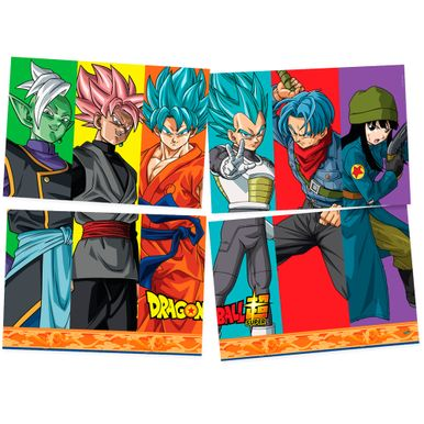 Painel-4-Laminas-Dragon-Ball-Festcolor