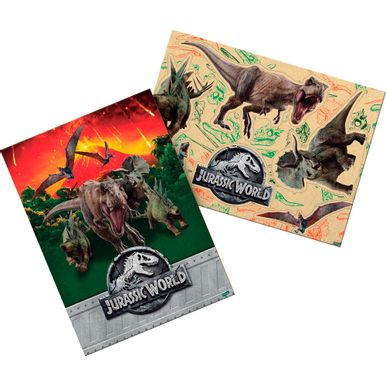 Kit-Decorativo-64x45cm-Jurassic-World