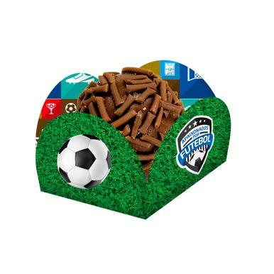 Porta-Forminha-Apaixonados-Por-Futebol-C40-Unidades-Festcol