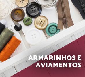 Banner Armarinhos e Aviamentos