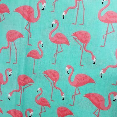 Dohler-Flamingo-Fundo-Verde
