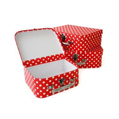 maletas-cartonadas-vermelha-com-poas