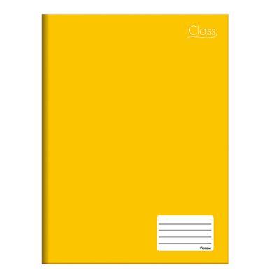 Caderno-Class-Amarelo