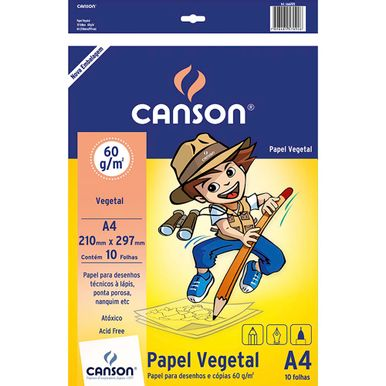 Bloco-Papel-Vegetal-Canson-A4-60gr-m²-C-10-Folhas