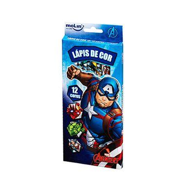 Lapis-De-Cor-Molin-Avengers-Captain-America-C-12-Cores