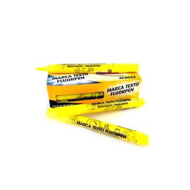 Marca-Texto-Acrilex-Amarelo-Fluorescente
