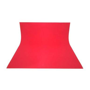Placa-Eva-lisa-vermelho