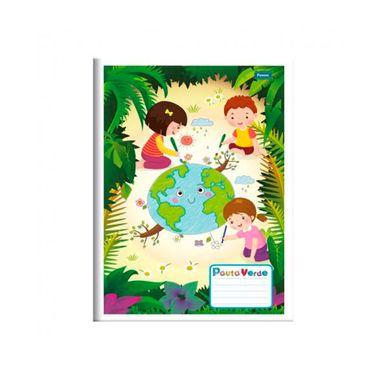caderno-brochura-pauta-verde