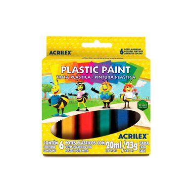 plastic-paint-acrilex-com-6-cores