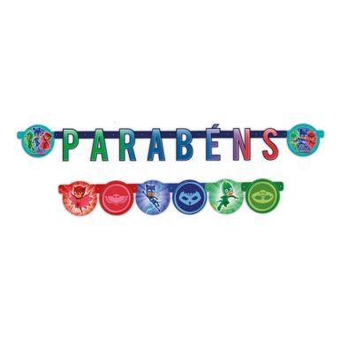 faixa-parabens-pj-masks