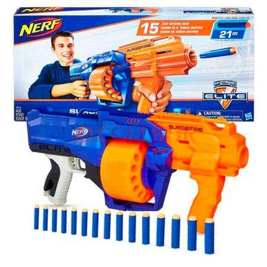 Lanca-Dardos-Nerf-Surgefire-Elite-Hasbro
