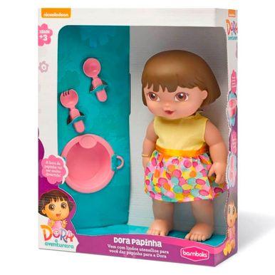 Boneca-Dora-Aventureira-Papinha-Bambola