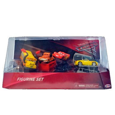 Carros-Domo-Com-Figuras-Sunny-Figurine-Set
