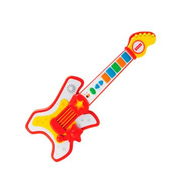 Guitarra-Rockstar-Com-Som-Fisher-price