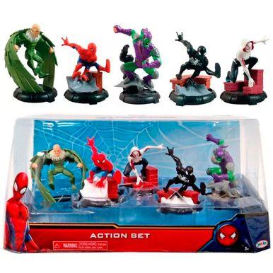 Homem-Aranha-Domo-C-Figuras-Sunny-Action-Set